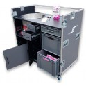 Catering Case - Candy Floss Machine
