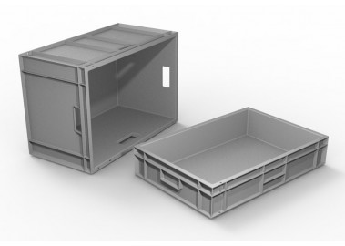 Storage Crates & Containers
